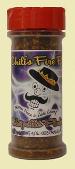 Chili's Fire Pit - Chipotle Flakes