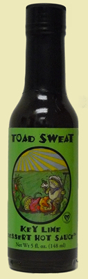 Toad Sweat Dessert Hot Sauces