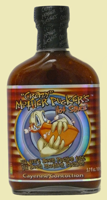 Crazy Mother Puckers
