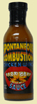 Spontaneous Combustion Wing Sauce