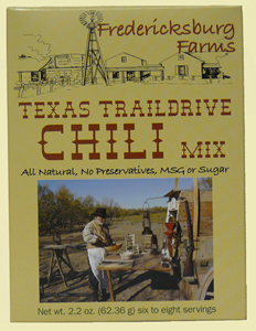 Fredericksburg Farms Trailblazer Chili Mix