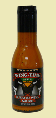 Wing Time Buffalo Wing Sauce